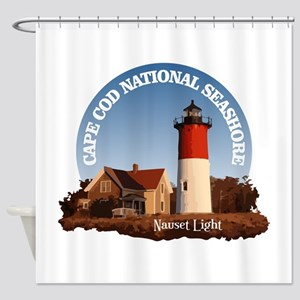 Cape Cod National Seashore Shower Curtain