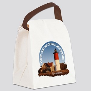 Cape Cod National Seashore Canvas Lunch Bag