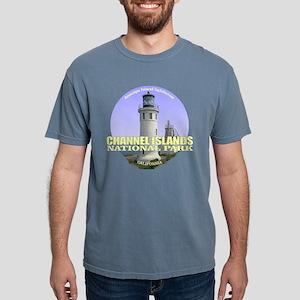 Channel Islands Mens Comfort Colors Shirt