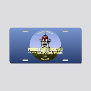 PEI NP Covehead Light Aluminum License Plate