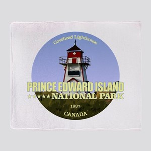 PEI NP Covehead Light Throw Blanket