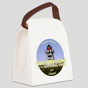 PEI NP Covehead Light Canvas Lunch Bag