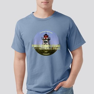 Prince Edward Island Mens Comfort Colors Shirt