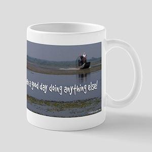 A bad day airboating Mug