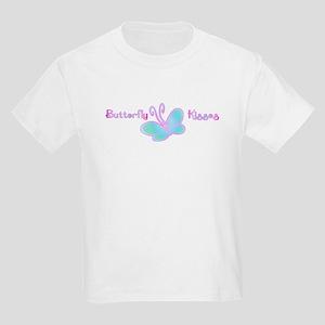 Butterfly Kisses Kids Light T-Shirt