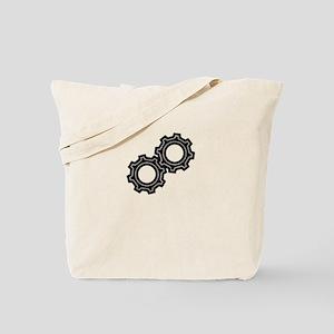 Sprockets Tote Bag