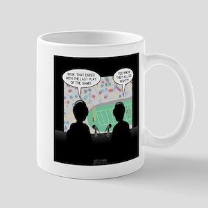 Sport Commentator Blooper 11 oz Ceramic Mug