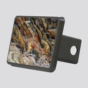 Rock swirls in nature Rectangular Hitch Cover