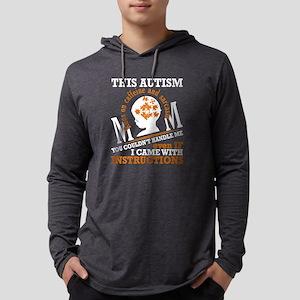 I'm An Autism Mom T Shirt Long Sleeve T-Shirt