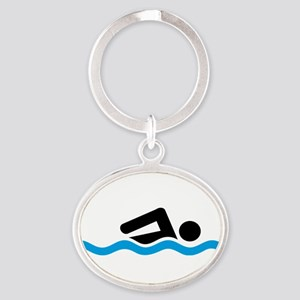 swimming Keychains