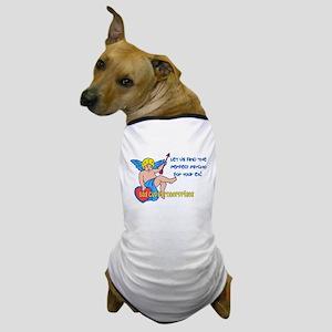 Bad Cupid Dog T-Shirt