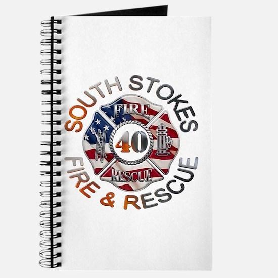 South Stokes Custom Orders Journal