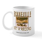 SET A RECORD Mug