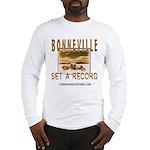 SET A RECORD Long Sleeve T-Shirt