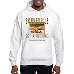 SET A RECORD Hooded Sweatshirt