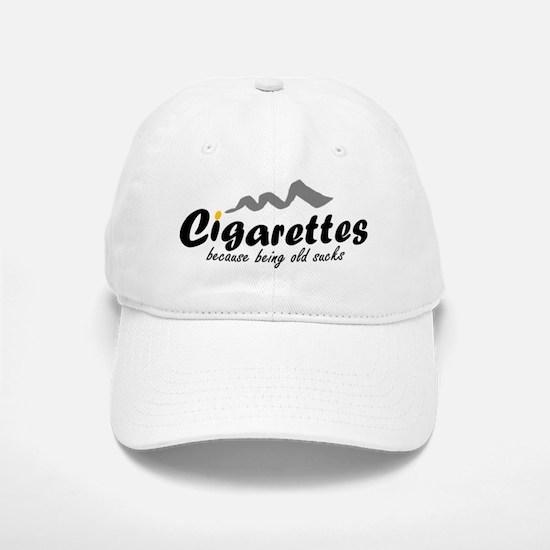 Cigarettes Baseball Baseball Cap