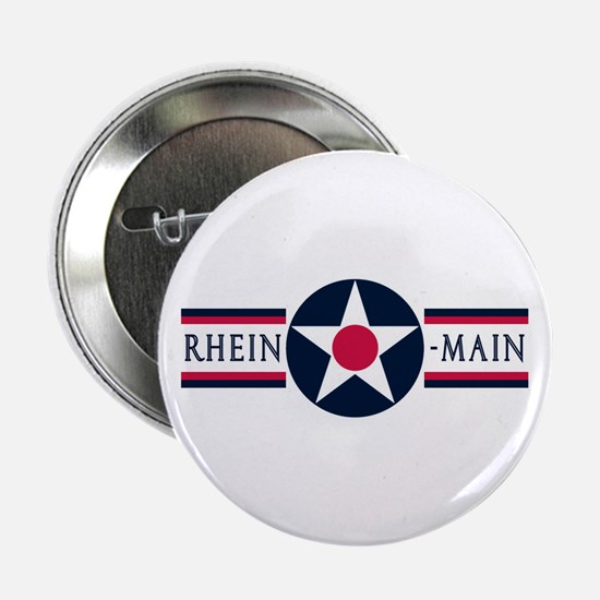 "Rhein-Main Air Base 2.25"" ReUnion Button"