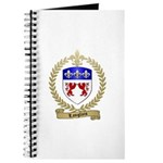 LANGLAIS Family Crest Journal