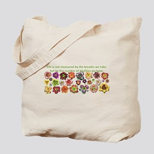 Number of daylilies Tote Bag