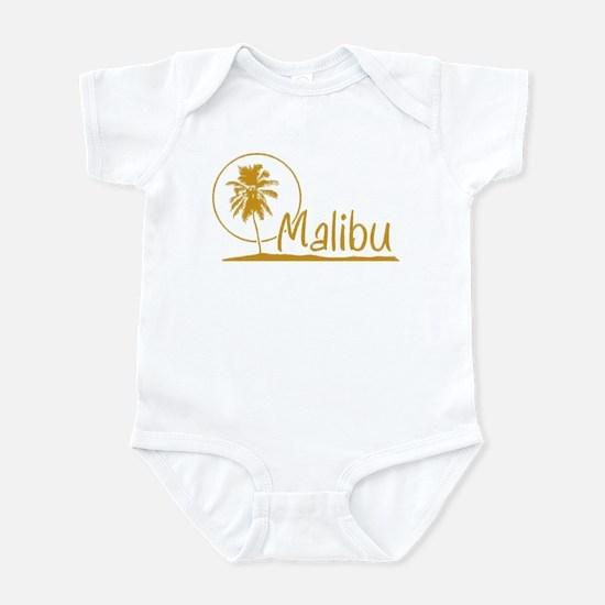 Malibu California Vintage Infant Bodysuit