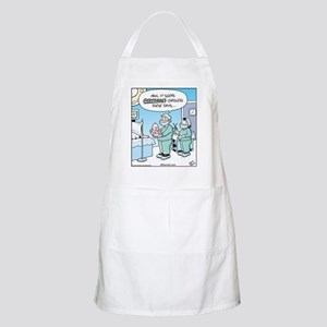 Cordless Baby Delivery BBQ Apron