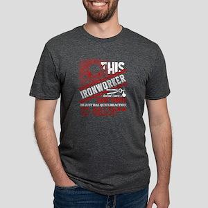 I'm A Ironworker T Shirt, Cool Ironworker T-Shirt