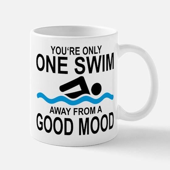 schwimmen Mugs