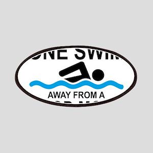schwimmen Patch