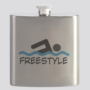 Freestyle Swimming Flask