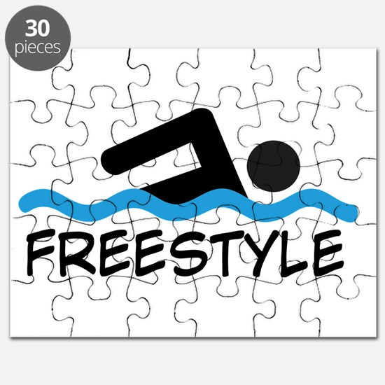 Freestyle Swimming Puzzle