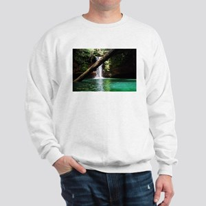 Swim hole, Mulu Sweatshirt