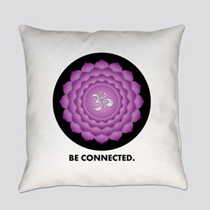 Be Connected. Everyday Pillow