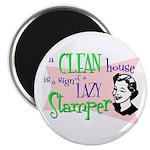 Lazy Stamper Magnet