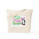 Lazy Stamper Tote Bag