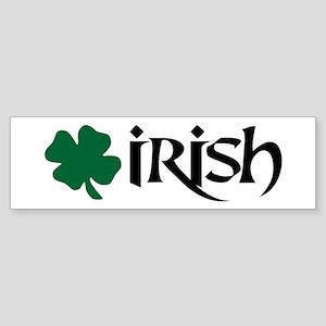 Irish v6 Bumper Sticker