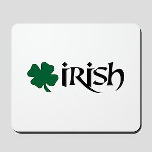 Irish v6 Mousepad
