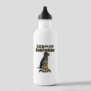 German Shepherd Mom Stainless Water Bottle 1.0L