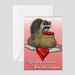 Of all the heart.......Valentine's Day Card