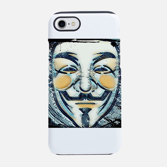 V For Vendetta 5 Merchandise iPhone 8/7 Tough Case