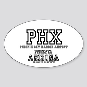 AIRPORT CODES - PHX - PHOENIX SKY HARBOR, Sticker