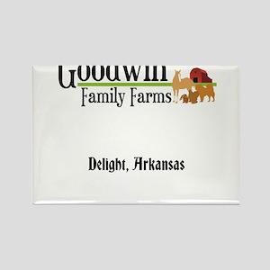 Farm logo Magnets