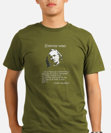 Baudelaire (french) T-Shirt