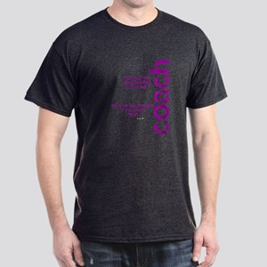 If you don't TRY - purple Dark T-Shirt