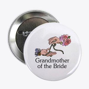 """Handfasting Grandmother of the Bride 2.25"""" Button"""