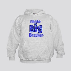 I'm The Big Brother Kids Hoodie