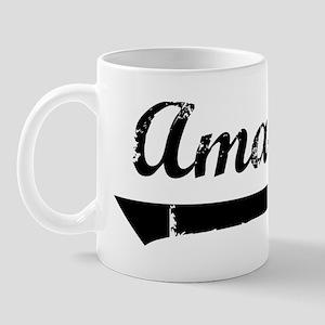 Amarillo (vintage) Mug