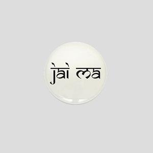 Jai Ma! Mini Button