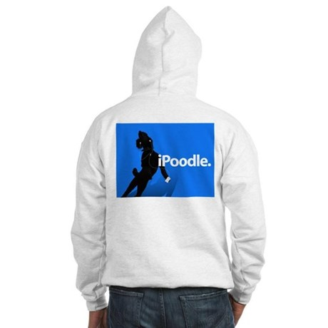 Hooded iPoodle Sweatshirt