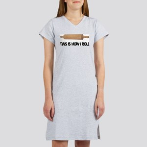 How I Roll Baking T-Shirt