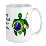 Eco Warrior Large Mug